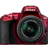 Nikon D5500 | Touch Screen Camera | Compact DSLR w/ Built-in Wi-Fi