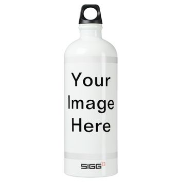 Create Your Own Custom SIGG Traveler 1.0L Water Bottle