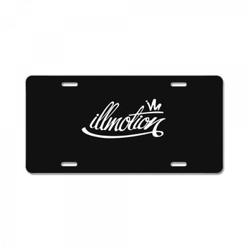 illmotion License Plate