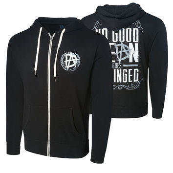 "Dean Ambrose ""No Good Dean"" Lightweight Hoodie Sweatshirt"