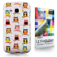 Art of Owl 3337 back cover, Samsung Galaxy Ace 3
