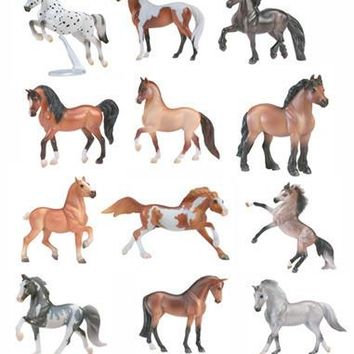 Stablemates Single Horse Assortment
