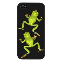 Green Tree Frogs iPhone 5 Case> iPhone 5 Cases> Graphic Allusions