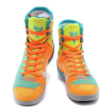 Nike Kobe 9 Fashion Casual High-Top Shoes