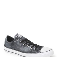 Converse Chuck Taylor All Star Sparkle Wash Sneakers - Womens Shoes - Black
