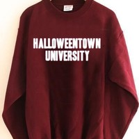 halloweentown university Unisex Sweatshirts