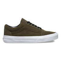 Perf Suede Old Skool | Shop at Vans