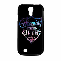 Sleeping With Sirens Nebula Samsung Galaxy S4 Case