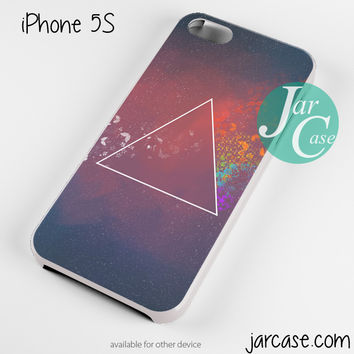 Triangle Art Phone case for iPhone 4/4s/5/5c/5s/6/6 plus