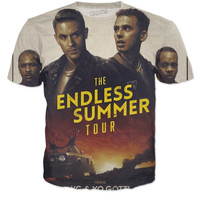 Logic and G eazy Official Tour T-Shirt