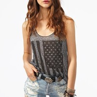 Faded Flag Tank