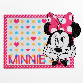 Disney's Minnie Mouse Placemat by Jumping Beans