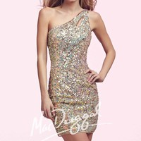 Mac Duggal Homecoming 3812N Dress
