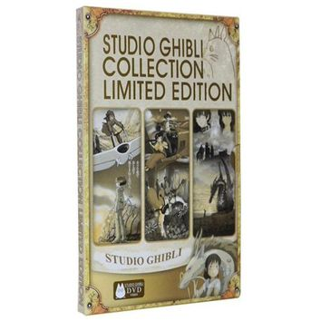 Studio Ghibli Limited Edition Collection (DVD)