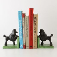 Puppy Bookends by Anthropologie