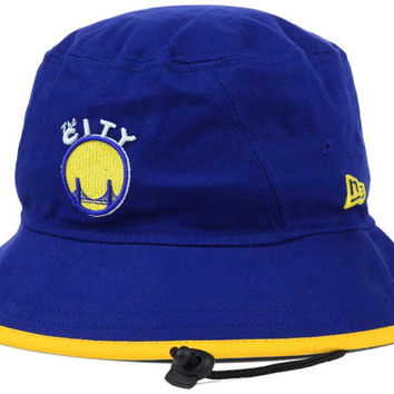 Golden State Warriors NBA Hardwood Classics Basic Tipped Bucket
