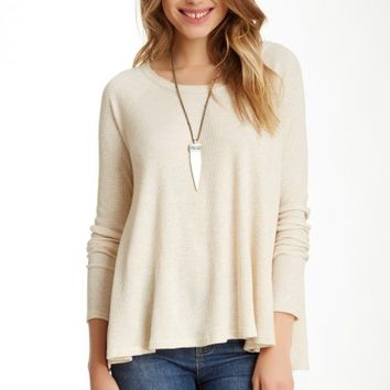 Free People | Rockability Thermal Swing Tee | Nordstrom Rack