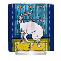 My Brother From Another Mother Shower Curtain for Sale by Dora Hathazi Mendes