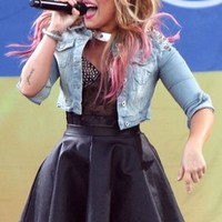 Demi Lovato News, Pictures, and Videos