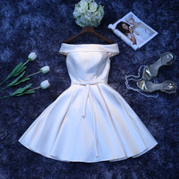 Free Custom made size or color short Champange Prom Dresses 2016 bridesmaid dresses girls Formal wedding Party gowns more style