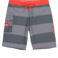 RVCA Civil Stripe Boardshorts - Mens Board Shorts