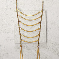 Soko Layered Bar Necklace