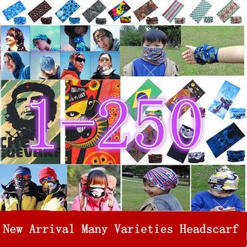 DCCKJG2 Turban Magic Headband Outdoor Sports Cycling Bike Bicycle Riding Variety Veil Multi Head Scarf Scarves