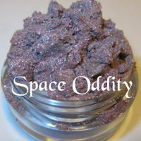Space Oddity Purple Rose Mauve Blue Glitter Mineral Eyeshadow Mica Pigment 5 Grams Lumikki Cosmetics