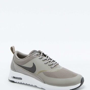 Nike Thea Beige Trainers - Urban Outfitters