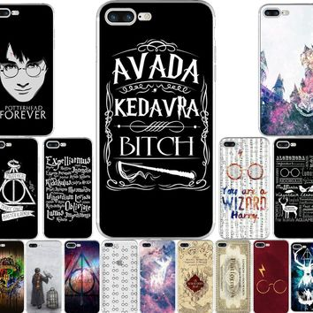 Harry Potter Collection Cases for iPhone