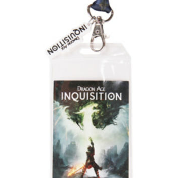 Dragon Age: Inquisition Lanyard