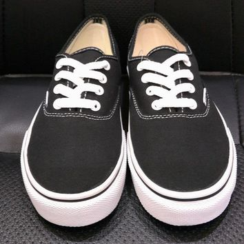 """Vans""Ulzzang classic era canvas shoes Men's shoes for women's shoes"