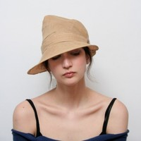linen hat by sanchia845 on Etsy
