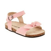 Knotted Strap Sandals for Baby
