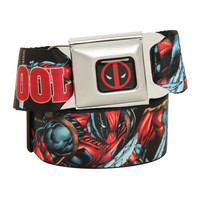 Marvel Deadpool Action Seat Belt Belt