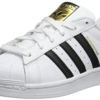 adidas Originals Superstar J Casual Low-Cut Basketball Sneaker (Big Kid)