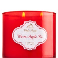 3-Wick Candle Warm Apple Pie