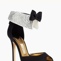 BLACK TIE heels - kate spade new york