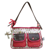 Red Riding Hood handbag from the Once Upon A Time range by Disaster Designs | Little Moose | Cute bags, gifts, toys, jewellery and accessories from independent designers and famous brands