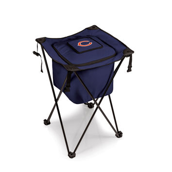 Chicago Bears - Sidekick Portable Standing Beverage Cooler (Navy)