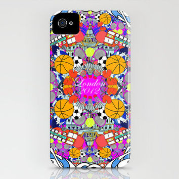 London 2012 #2 iPhone Case by Aimee St Hill | Society6