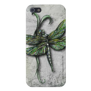 DragonFly Wrap iPhone 5 Case from Zazzle.com