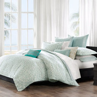 Echo Bedding Mykonos Duvet Cover, 100% Cotton