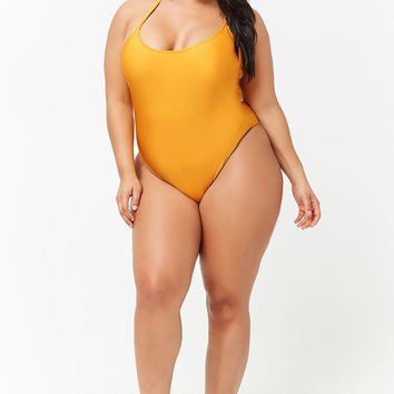 Plus Size Swim