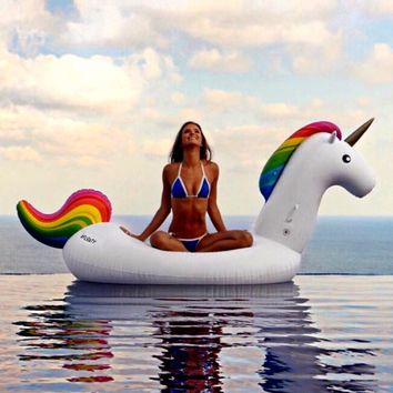 Unicorn Floaty