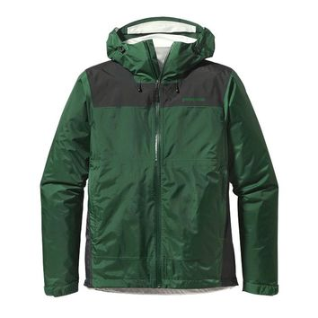 Patagonia Men's Torrentshell Plus Jacket - Waterproof | Malachite Green