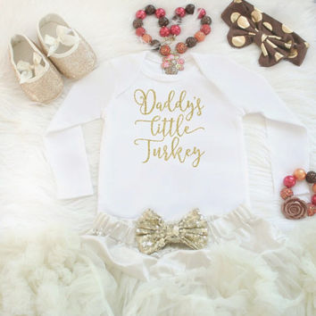 Thanksgiving outfit for girl - Baby girls thanksgiving outfit - Thanksgiving girl outfit - Thanksgiving shirt - Girls thanksgiving outfit