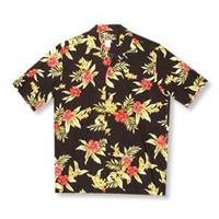 blacksand hawaiian boy shirt
