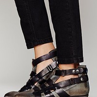 Ninth Hole Ankle Boot