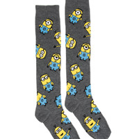 Despicable Me All Over Minion Sock – Spirit Halloween
